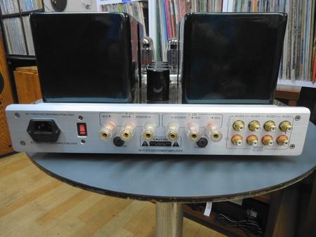 YAQIN ヤーキンMC 100B KT88 プリメインアンプ