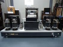 LUXMAN 管球式パワーアンプ KMQ-60