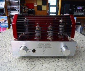 TRIODE  真空管アンプ  Ruby
