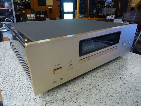 Accuphase SACDプレーヤー  DP-550