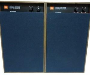 JBL 4312MⅡ コンパクトモニタースピーカー
