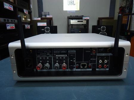 DENON   N/Wレシーバー  DRA-100