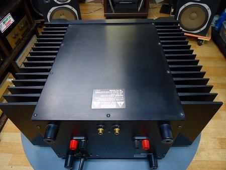 NAKAMICHI  パワーアンプ  PA-70