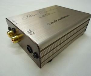 AudioTechnica  フォノイコライザー  AT-PEQ3