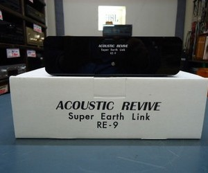 ACOUSTIC REVIVE   スーパーアースリンク  RE-9