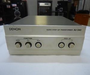 DENON  昇圧トランス  AU-340