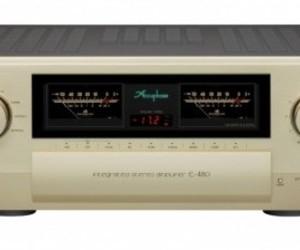 アキュフェーズ プリメイン・アンプ E-480