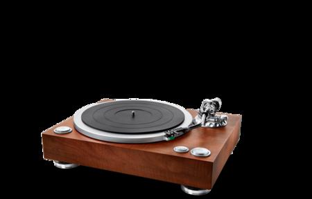 DENON  ハイ・トルクモーターダイレクトドライブ方式のレコードプレーヤーDP-500M