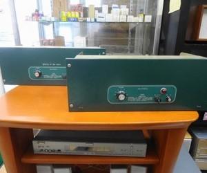 ALTEC モノラル・パワーアンプ 1594B × 2台