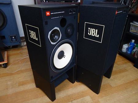 JBL  スピーカー  4312B MKⅡ