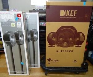 KEF ホームシアターシステム KHT3005SE