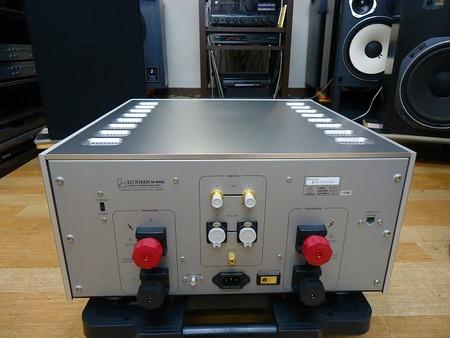 LUXMAN  パワーアンプ  M-800A