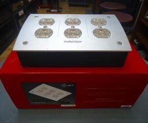 FURUTECH      電源BOX  E-TP60