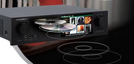 cocktail Audio Multimedia player CA-X45
