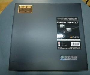 OYAIDE  電源ケーブル  TUNAMI GPX-R V2