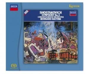 ショスタコーヴィチ:交響曲第5番&第9番 ESSD-90247