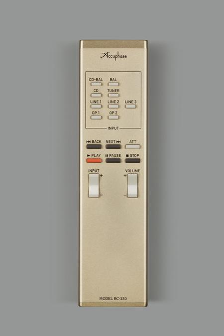 アキュフェーズ プリメイン・アンプ E-380