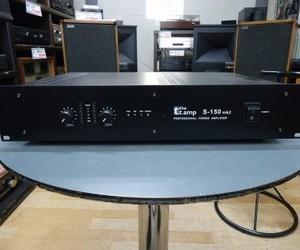 Thomann  パワーアンプ  S-150 mk2