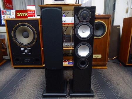 Monitor Audio  スピーカー  Silver RX6