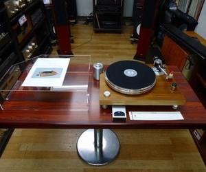 Acoustic Solid  ターンテーブル Solid classic Wood Midi
