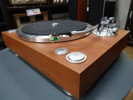 DENON     レコードプレーヤー  DP-500M
