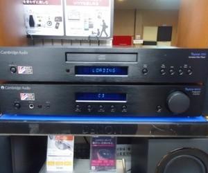 Cambridge Audio アンプ +  CD TOPAZ set