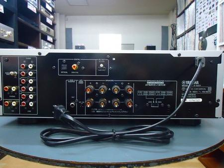 YAMAHA  プリメインアンプ  A-S501