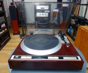 DENON     レコードプレーヤー  DP-37F